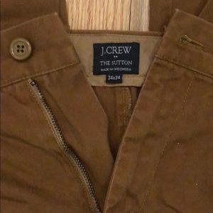 J. Crew Sutton Dress Pants
